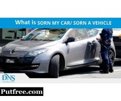 What is sorn my vehicle?