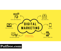 Creative digital marketing agency in Delhi