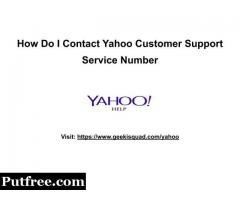 How to Contact Yahoo Technical Support Phone Number