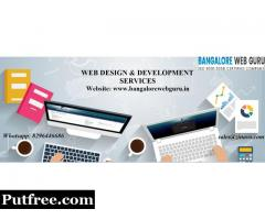 Website Development services in SEO