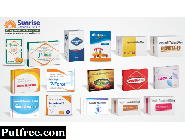 Male ED & PE Problem Products Company | Sunrise Remedies