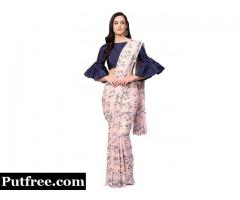 Incredible Styles of Party Wear Sarees Online On Mirraw