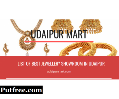 Best Jewellery Showroom in Udaipur