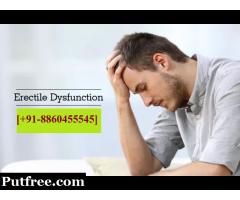 CALL[ PH: 91-8860455545 ] | Erectile Dysfunction treatment doctor in campierganj Gorakhpur
