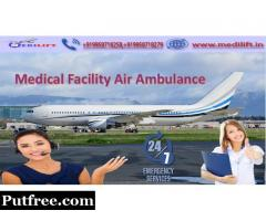Take Top-Level Air Ambulance Service in Mumbai with ICU Facility