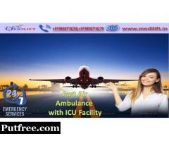 Get Masterly Air Ambulance Service in Bangalore with Medical Tool
