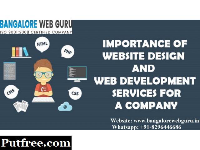 Importance of Web Development Services | Bangalore Web Guru