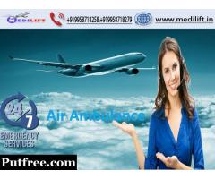 Get Awesome and Medical Support Air Ambulance Service in Mumbai