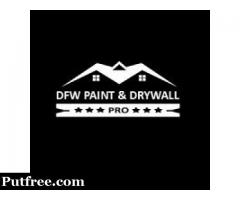 Mckinney Interior Painting Services - DfwPaintAndDrywallPro