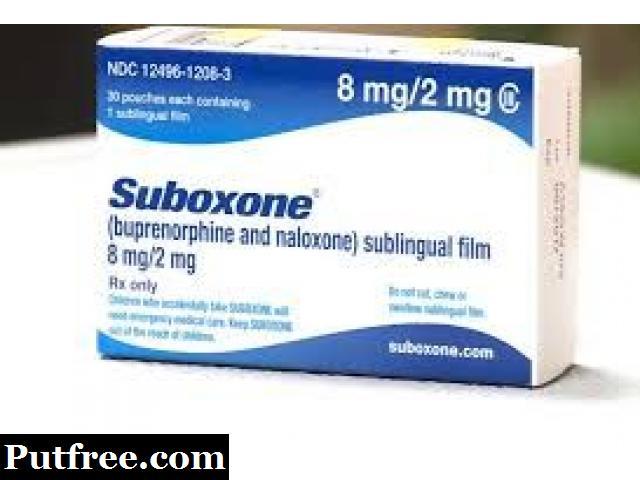 Buy Suboxone 8mg Strips (Film)