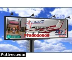 Lifeline Air Ambulance in Indore Suggestive Service by the Expert
