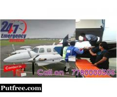 Why Lifeline Air Ambulance in Jaipur Reliable for Emergency Patient Transfer
