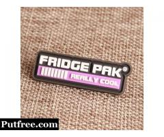 Fridge PAK PVC label