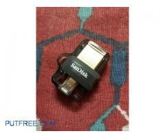 Sandisk Dualdrive 64gb