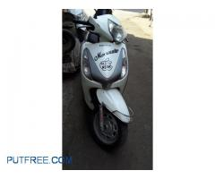 Honda aviator  2013 model