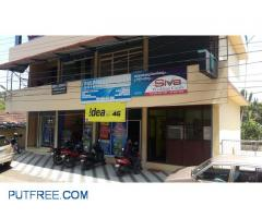 Shop For Rent At Ettumanoor