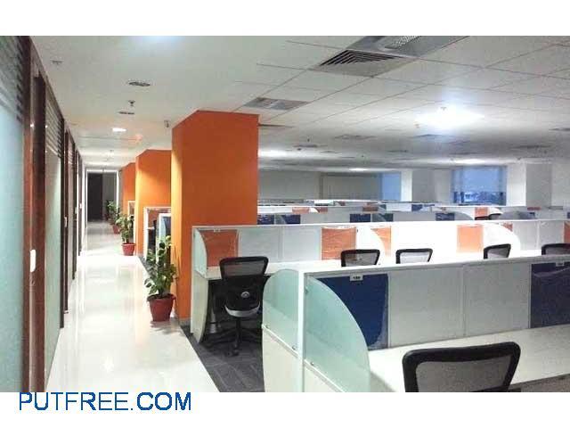 1600 sq-ft on Booking main Jinnah Avenue Bahria Town Karachi (03332175458)