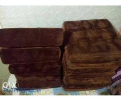 Cushions for wooden sofa