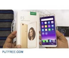 Oppo F5 6Gb Ram 5 days old