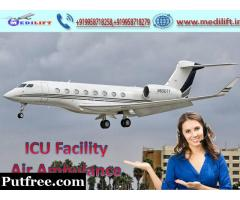 Medilift Air Ambulance Service in Kolkata – The Best Medical Facility
