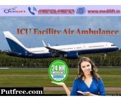 Utilize Top-Class Air Ambulance Service in Bangalore with Doctor