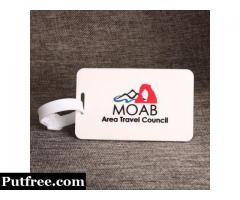 MOAB PVC Luggage Tag