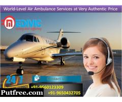 Get Perfect Air Ambulance Service in Bangalore with MD Doctor by Medivic