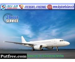 Utilize the Latest and Hi-Quality Air Ambulance in Aligarh