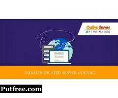 Dubai Dedicated Server by Onlive Server