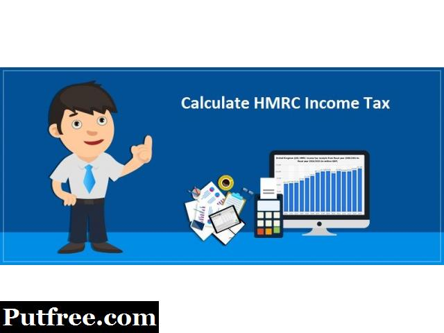 Calculate HMRC Income Tax