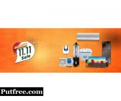 Biggest 11.11 Sale in Pakistan only @ Al-Fatah Electronics Online