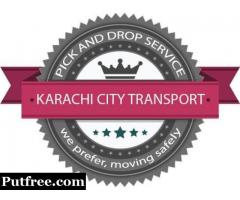 Pick & Drop Service from Gulshan e Hadeed to Clifton, DHA and Korangi