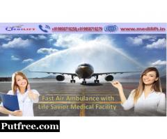 Medilift Air Ambulance Service in Mumbai-Save Money and Time Both