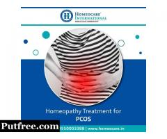 PCOS Treatment In Homeopathy