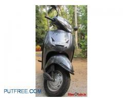 Honda Activa HET model 2013, 1 owner, no loan