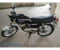 Yamaha RX 135 first model 1996