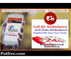 Get Emergency Train Ambulance in Delhi at the Minimum Budget