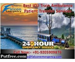 Get Emergency Train Ambulance in Allahabad with Complete Medical Facility