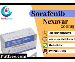Natco Sorafenib 200mg Tablets | Buy Indian Sorafenat Online | Generic Nexavar wholesale