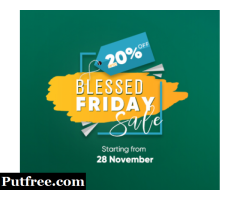 Blessed Friday 2019 @ Al-Fatah Electronics Online