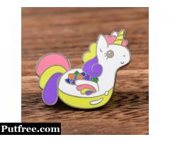 Unicorn Custom Lapel Pins