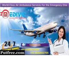 Utilize 24*7 Hrs Medical Cares by Medivic Air Ambulance Services in Bangalore