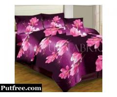 Shop online Handmade Single Bed Sheet at Affordable Price