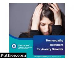 Anxiety Disorder Treatment In Homeopathy