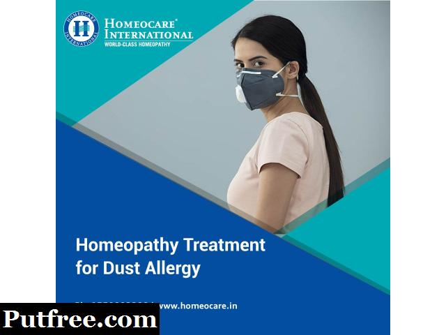 Dust Allergy Treatment In Homeopathy