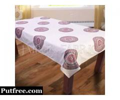 Buy Online Best Table Cover At Reasonable Price Tag