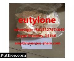 Brown eutylone Crystal Pure Research Chemicals eutylone 99.5% Purity
