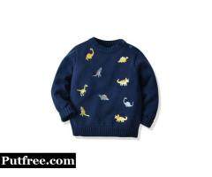Kiskissing Wholesale Kids Knitwear