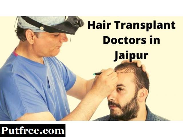 Hair Transplant Doctors in Jaipur