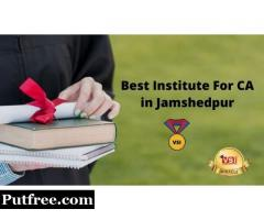 Best Institute For CA in Jamshedpur